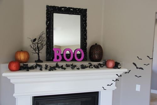 Boo-mantle